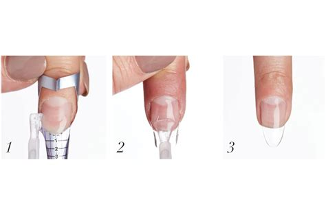 Let Your Jelly Nails Shine With Crystal-Clear Extensions