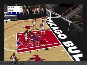 NBA Live 99 ROM Download for N64