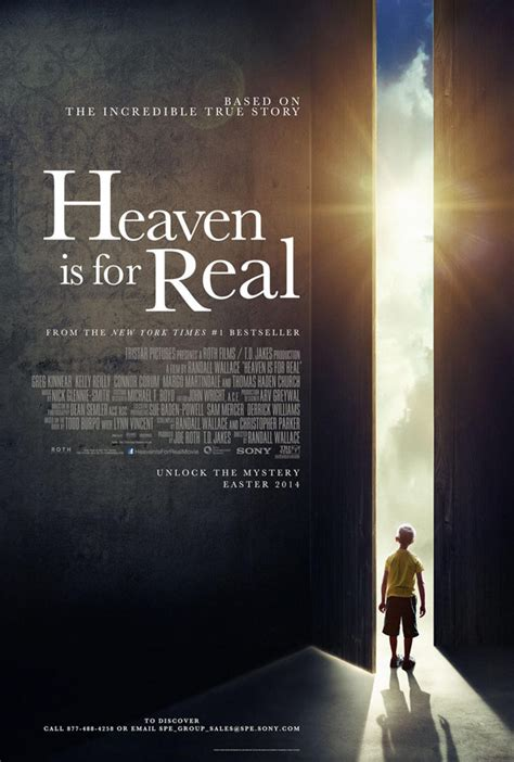 Heaven is for Real (2014) Movie Trailer, Cast, Plot