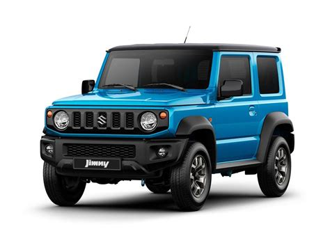 2019 Suzuki Jimny revealed, first official images (UPDATE