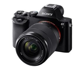 Bigger On the Inside -- Sony's A7 and A7r Cameras   HuffPost