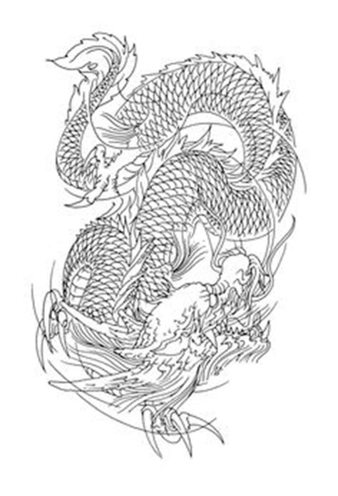 Dragon Sketch 2 from my book
