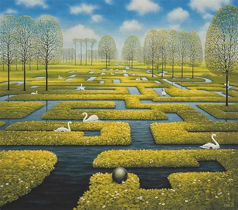 These Paintings By Jacek Yerka Are Surreal In The Most