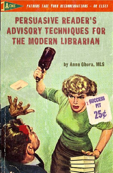 The Miserable Life of Today's Librarian Told in 1950's
