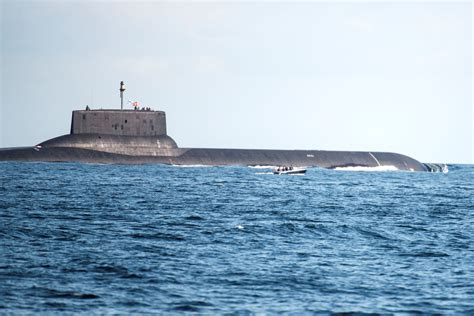The World's Biggest Submarine: Russia's Monster Sub Could