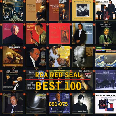 [Classical] RCA Red Seal Best 100 Series (100CD) (2008