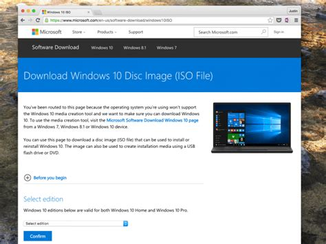 Windows 10: How to Download and Install Using An ISO File