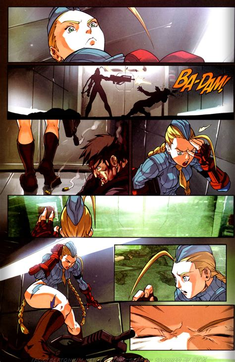 Image - 3542426-cammy+vs+soldiers+   Street Fighter Wiki