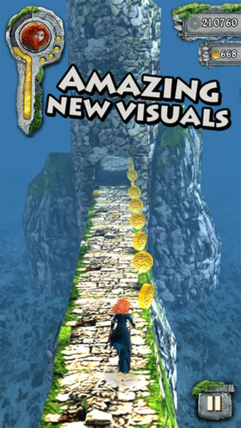 Temple Run: Brave for iPhone - Download