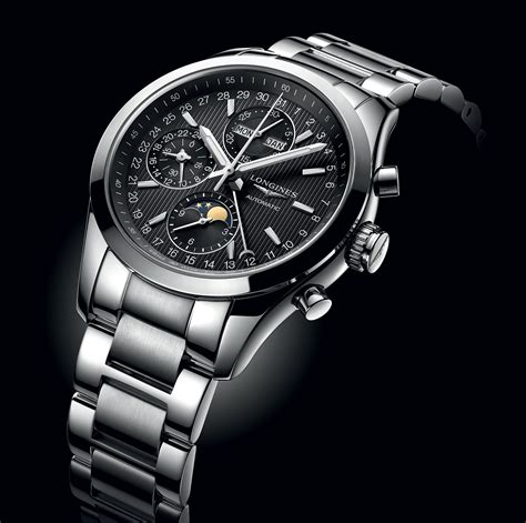 PRE-BASEL: The Longines Conquest Classic Moonphase