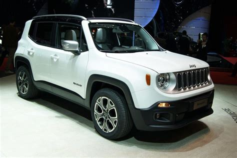 Surprise new Jeep Renegade revealed | Motoring News