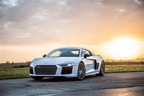 Hennessey Announces Twin-Turbo Upgrade For Audi R8 | Carscoops