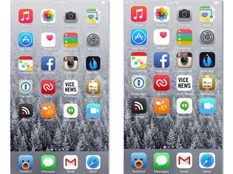 Explaining Display Zoom on the iPhone 6 and 6 Plus - CNET