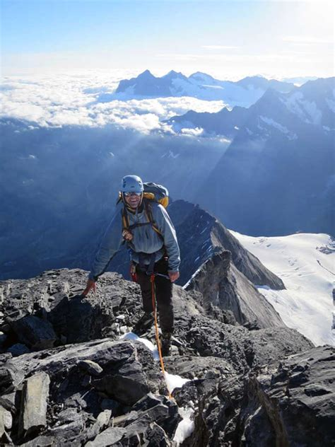 Climb the Eiger with Adventure Peaks