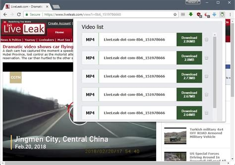 What are the best Chrome video download extensions