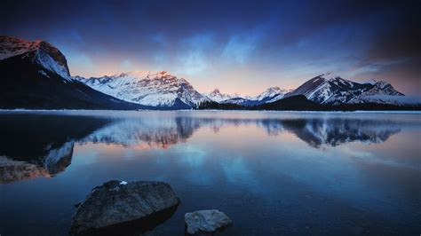 Lake Mountains Android Stock Wallpapers | HD Wallpapers