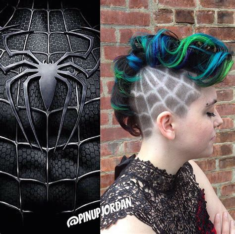 Awesome Hairstyles Inspired By Colors, Styles Of Beloved