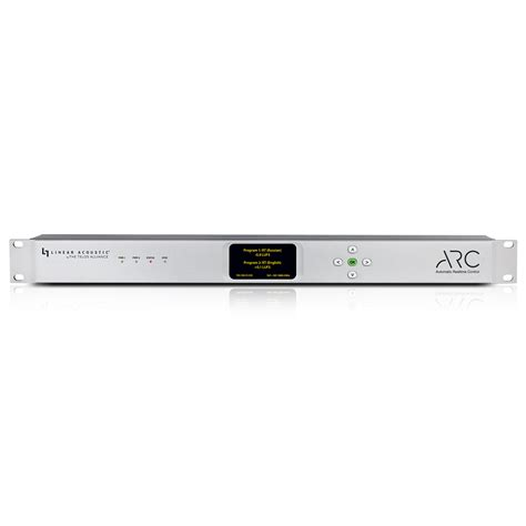 Linear Acoustic ARC - Television Loudness Processor