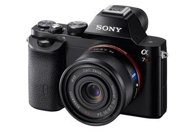 Sony a7 & a7R: The World's First Full Frame Mirrorless
