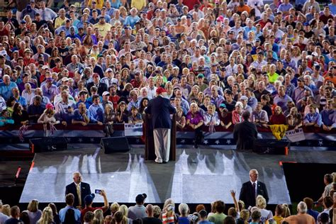 Why Donald Trump Won't Fold: Polls and People Speak - The